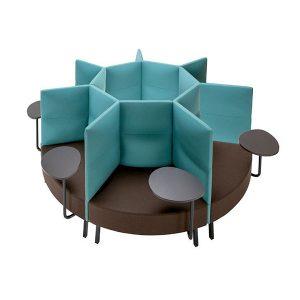 Cumulus tuolit ja sohvat
