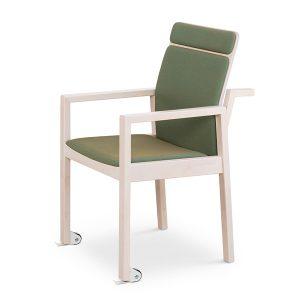 L-802KHEV RYHTI tuoli kahvat