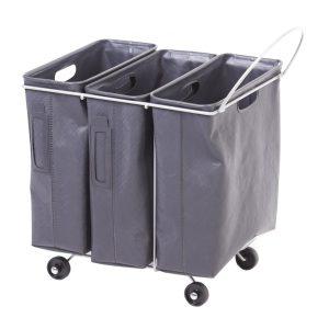 R-Eko kierrätysvaunu