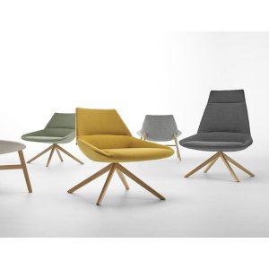 Dunas XL Wood  tuolit